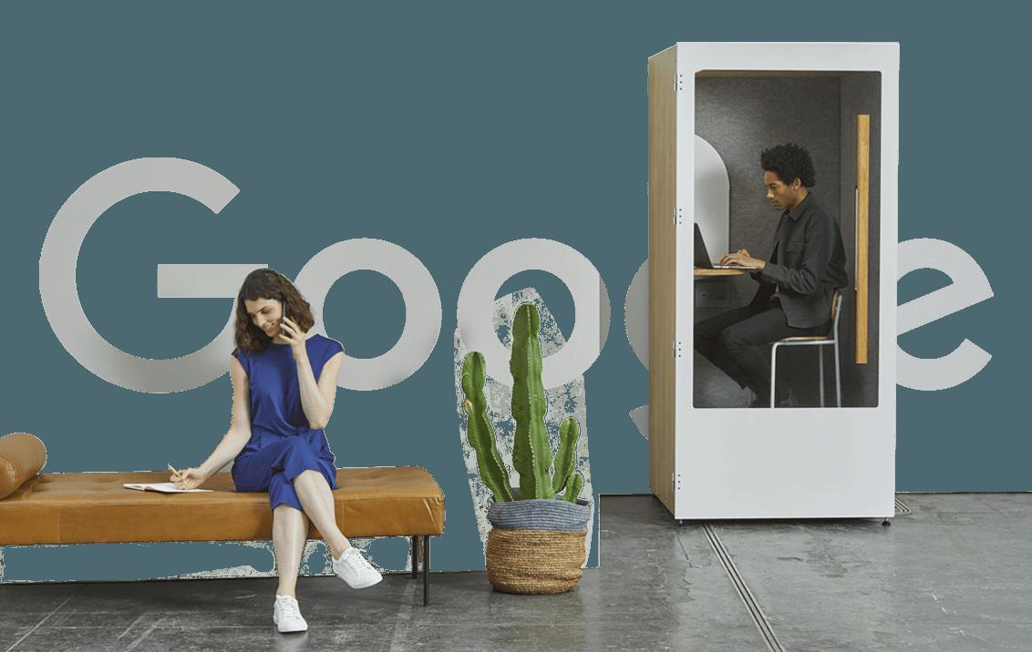 ¿Cómo lograr una oficina al estilo Google?