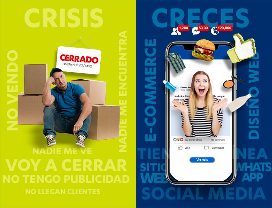 ¿CRISIS O CRECES?